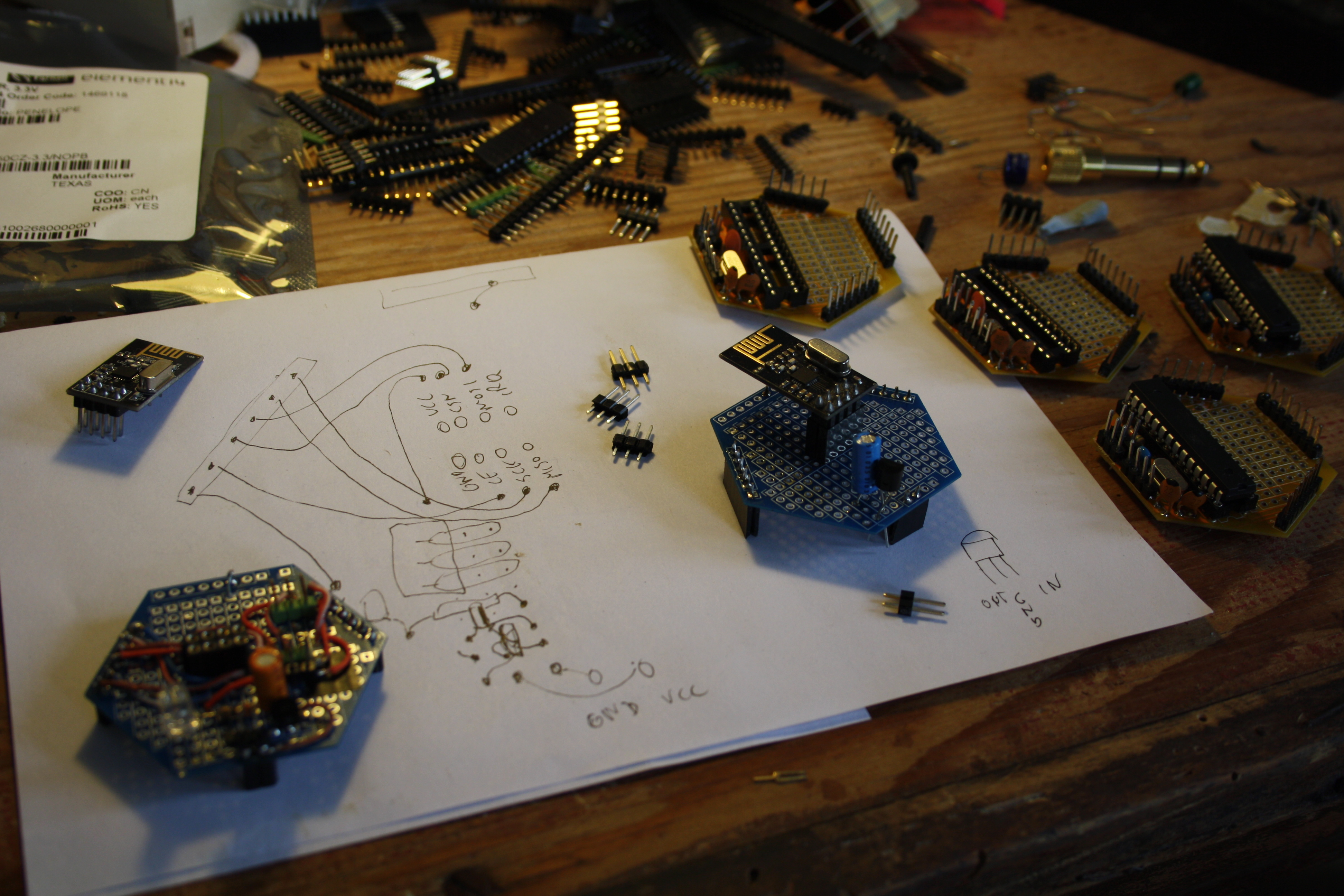pcb design – dave's blog of art and programming